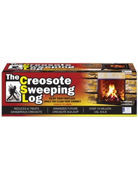 Imperial Creosote Sweeping Log by Lowe's