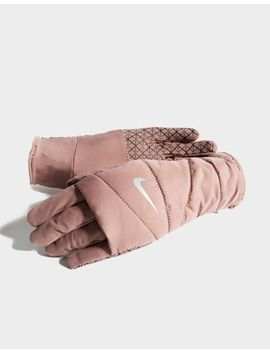 Nike Quilted Running Gloves by Nike