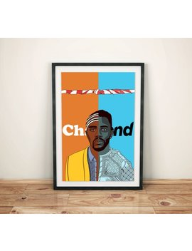 Frank Ocean Poster by Etsy