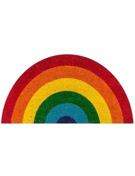 Novogratz Rainbow Doormat by Lulu & Georgia