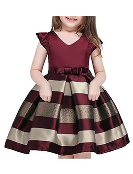 Ourdream 2 10 T Flower Girls Dresses Kids Ball Gown Party Dress by Ourdream
