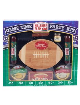 Hillshire Farm Sausage And Cheese Game Time Football Board Gift Set by Bay Island