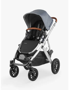 Uppababy Vista Pushchair And Carrycot, Gregory by Uppababy