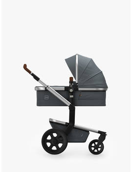 Joolz Day3 Pushchair With Carrycot, Hippo Grey by Joolz