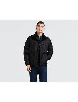 Down Barstow Puffer Coat by Levi's