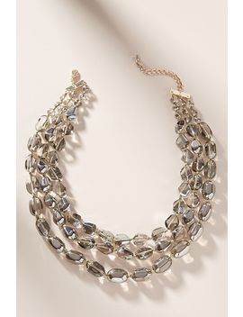 Vesta Bib Necklace by Anthropologie