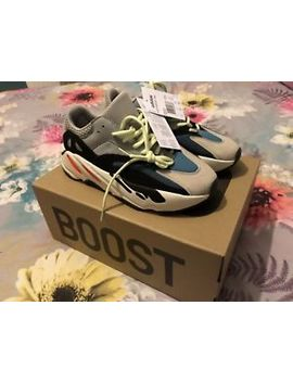 Adidas Yeezy Boost 700 Wave Runner Solid Grey & Chalk White   Size Uk7 Size 7 by Ebay Seller