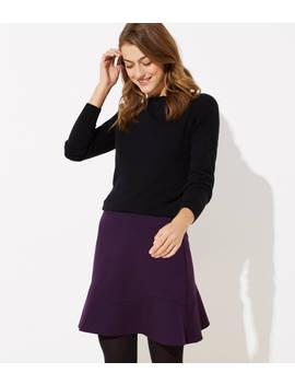 Petite Flounce Skirt by Loft