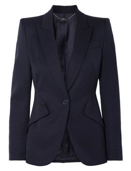 Wool Blazer by Alexander Mc Queen