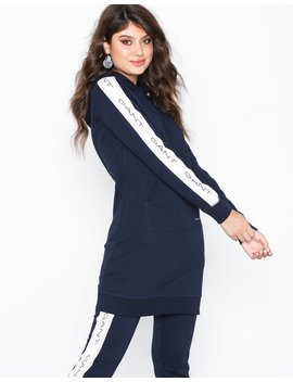 O1. Gant Icon Sweat Hoddie Dress by Gant