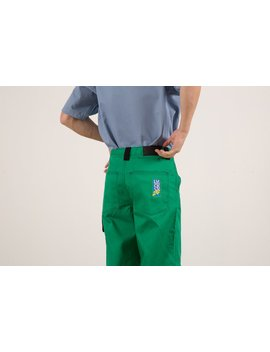 Lazy Oaf X Sailey Green Work Pants by Lazy Oaf