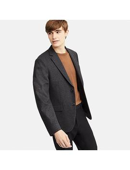 Herren Sakko Aus Wollflanell (Slim Fit) by Uniqlo