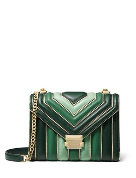 Whitney Tri Colour Quilted Convertible Shoulder Bag by Michael Kors
