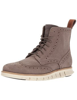 Cole Haan Men's Zerogrand Wingtip Boot Fashion by Cole+Haan