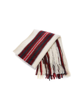 Kimn Striped Mohair Blend Scarf by Isabel Marant