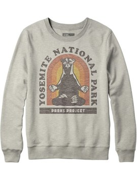 Parks Project   Yosemite Chill Out Crew Fleece Sweater   Men's by Rei