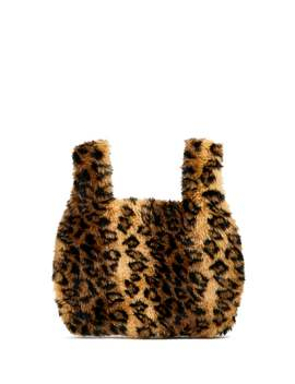 Leopard Print Tote Bag by Forever 21