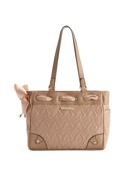 Juicy Couture Sweet Dreams Bow Satchel by Kohl's