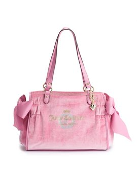 Juicy Couture Glitteratzi Satchel Bag by Kohl's