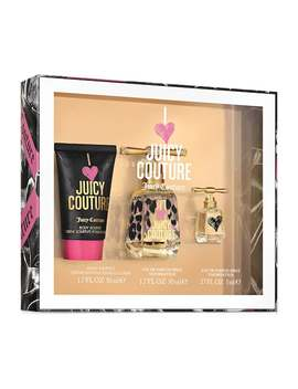 Juicy Couture 3 Piece I Love Juicy Couture Set by Kohl's