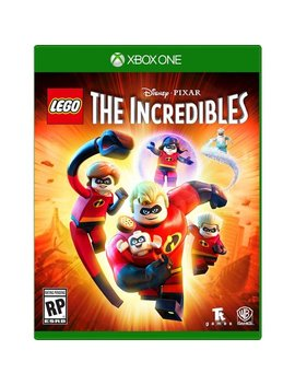 Xbox One by Lego The Incredibles