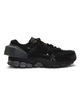 Black A Cold Wall* Edition Zoom Vomero +5 Sneakers by Nike
