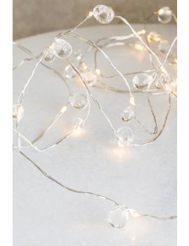 Rain Drop String Lights by Francesca's