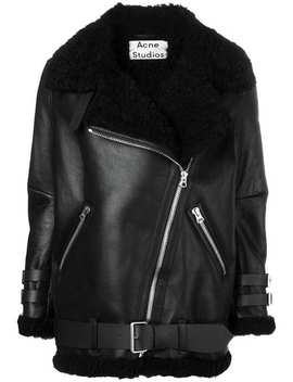 Velocite Shearling Jacket by Acne Studios