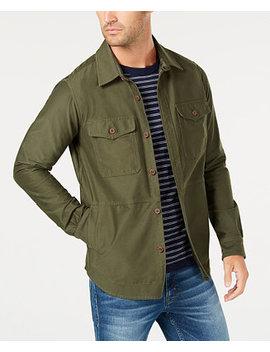 Men's Supreme Flex Shirt Jacket by Dockers