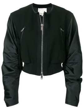 Zipped Bomber Jacket by 3.1 Phillip Lim