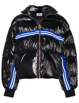 Glossy Puffer Jacket by Gcds