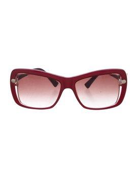 Resin Gradient Sunglasses by Nina Ricci