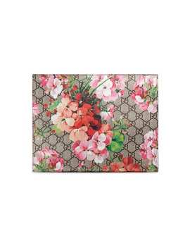 Gg Blooms Large Cosmetic Case by Gucci