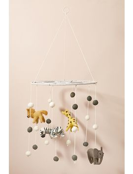 Jungle Mobile by Anthropologie