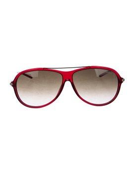 Aviator Gradient Sunglasses by Yves Saint Laurent
