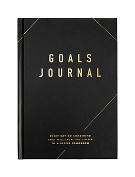 Life Essentials Goals Journal by Kikki.K