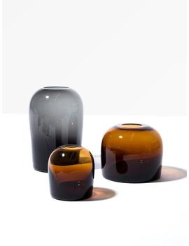 Menu Troll Vase   Amber by Garmentory
