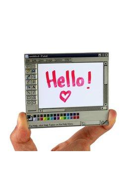Ms Paint Enamel Pin   Vaporwave Pin   Retro Computing   Nostalgic Gift by Etsy