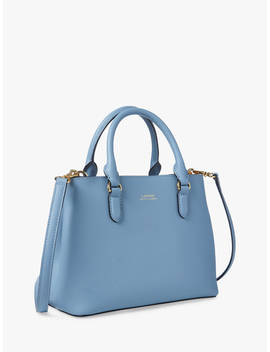 Lauren Ralph Lauren Mini Marcy Ii Satchel, Cosmic Blue by Ralph Lauren