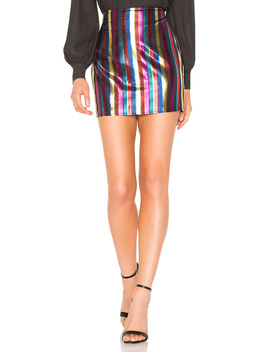 Pia Mini Skirt by Lovers + Friends
