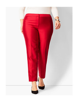 Tailored Talbots Hampshire Ankle Pants by Talbots