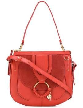 Large Hana Saddle Bag by See By Chloé