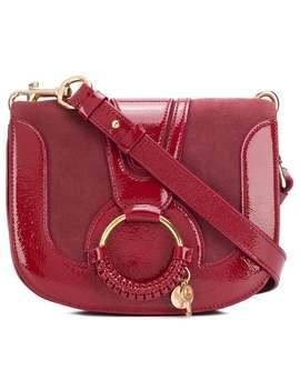 Hana Cross Body Saddle Bag by See By Chloé