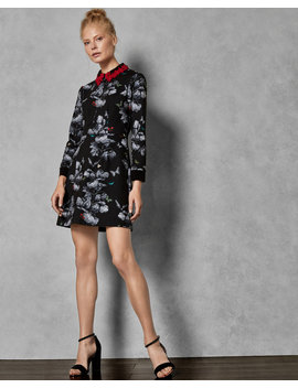 Narnia Collar Dress by Ted Baker