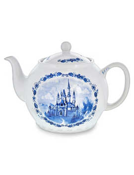 Fantasyland Castle Teapot by Disney