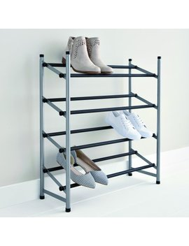 Mainstays Shoe Rack 4 Tier by Mainstays