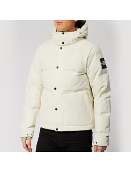 The North Face Men's Box Canyon Jacket   Vintage White by The Hut