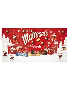 Maltesers And Friends Selection Box Large 213g Maltesers And Friends Selection Box Large 213g by Wilko