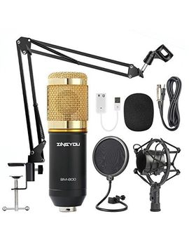 Rap Microphone Studio Recording Kit Auto Tune Protools Sound Cloud Best Music New by Zingyou