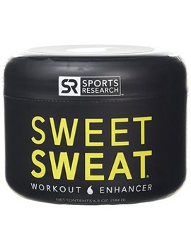 Sweet Sweat Thermo Genic Action Cream Jar 6.5oz by Sweet Sweat